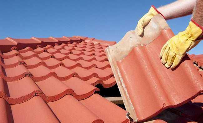 Reparo de Telhados